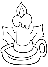 christmas light coloring page free colouring pages 7392
