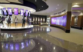 Country Living Paint Color Hall Of Fame Expanded Concourse Tcu Hall Of Fame Highlight Renovated