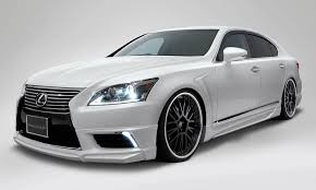 lexus service kit artisan spirits releases teaser of new lexus ls body kit lexus