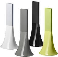 Philippe Starck Vase Zikmu By Philippe Starck In Hi Tech Men U0027s Break For Modern Men