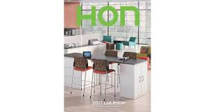 Hon 510 Series Vertical File Cabinet by Hon 2017 Full Line Pricer
