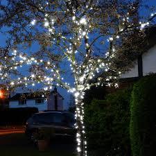 tree decoration cool white 10m 100leds led light