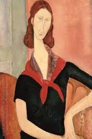 modigliani woman with a fan amedeo modigliani oil paintings art reproductions on canvas