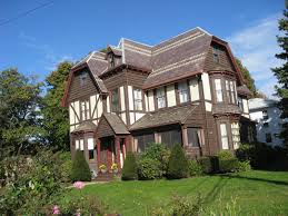 the orchard house high victorian gothic homes of the northeast