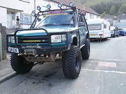 land rover lifted tonyakv 1996 land rover discovery specs photos modification info