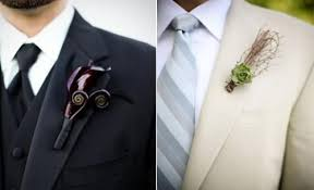 Groomsmen Boutonnieres 25 Stylish And Modern Groom U0027s Boutonnieres To Get Inspired