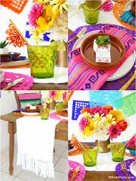 a colorful cinco de mayo mexican fiesta party ideas party