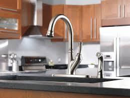 delta faucet 11949 ss dst savile single handle kitchen faucet
