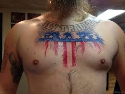 English Flag Tattoos Designs 57 Classic Flag Tattoos On Chest