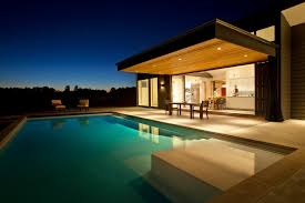 patio extension ideas pool modern with accordion door beautiful