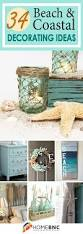 beach and coastal decorating ideas summer decorations
