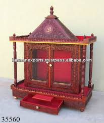 Home Temple Decoration Ideas Source New Wooden Indian Temple Religious Temple On M Alibaba Com