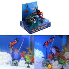 aquarium scuba diver decoration decoration ideas reviews 2017