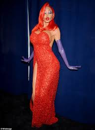 Halloween Costumes Call Duty Heidi Klum U0027s Halloween 2015 Costume Revealed Jessica Rabbit