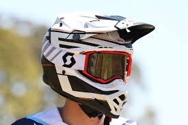 scott motocross helmet review 2017 scott prospect goggle motoonline com au