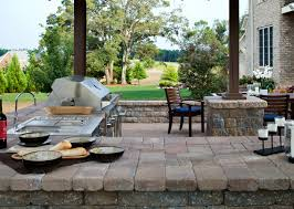 kitchen beautiful outdoor cinder block fireplace concrete blocks