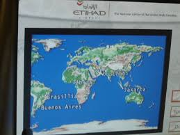 Airline Routes Map by Airline Route Map Oddities From The Sea Of Japan To The East