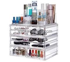 professional makeup storage acrylic containers professional makeup makeup storage box bmb 046