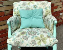 Mint Green Accent Chair Mint Green Chair Etsy