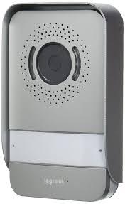 Interphone Video Sans Fil Legrand by Legrand Leg369320 Kit De Portier Visiophone Avec écran Tactile 7