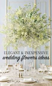inexpensive weddings and inexpensive wedding flower ideas martha stewart