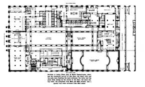 Floor Plan Of by Brilliant Hotel Floor Plans Plan 36 Room Units Elevator Lobby