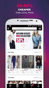 chic me best shopping deals android apps on play