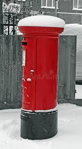 the post box stock photography image 23228522