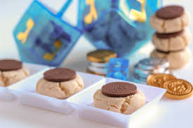 chanukah cookies melt in your hanukkah gelt cookies overtime cook