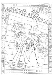 kids n fun com 31 coloring pages of prince of egypt