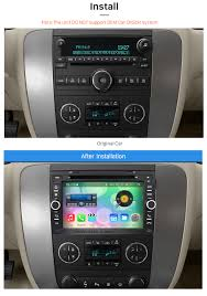 quad core android 5 1 1 head unit dvd gps system for 2007 2012