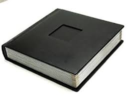 professional photo albums professional 10x10 black silver edged wedding photo
