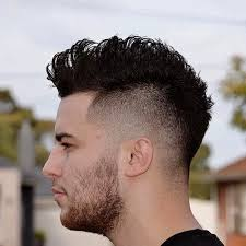 new age mohawk hairstyle 45 classy taper fade cuts for men side fade mohawks and haircuts