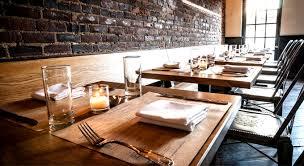 dining room brooklyn restaurant dining room furniture design of gran electrica