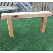 Garden Bench With Planters Garden Furniture Garden Seats Barbecues Planters Wooden Supplies
