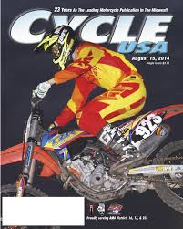 judd motocross racing cycle usa august 2014 by cycle usa issuu