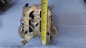 Mantle Clock Repair Seth Thomas Spare Clock Parts For Antique And Vintage Repair Or