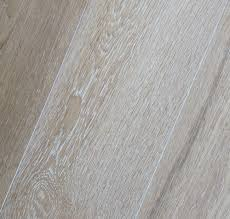 Prefinished White Oak Flooring Washed White Oak Raised Grain Eco Friendly Flooring