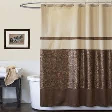 modern shower curtain interior design