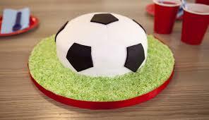 football cake easy football cake recipes betty crocker uk