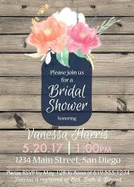 make your own bridal shower invitations vista print bridal shower invitations 1235 together with wedding