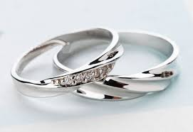 silver wedding bands sterling silver wedding ring sets ideal weddings