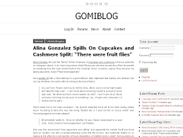Gomi Cupcakes And Cashmere House Alina Gonzalez Spills On Cupcakes And Cashmere Split U201cthere Were