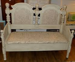 headboard bench with storage 32 cute interior and antique
