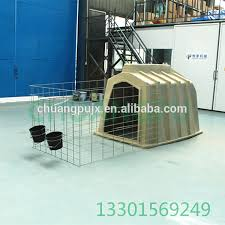 Plastic Calf Hutches Calf Hutch With Roof For Cow Dairy Farm Buy Calf Hutch Calf