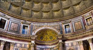 interesting facts about the pantheon just fun facts