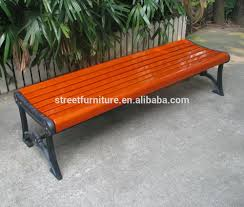 china iron wood bench wholesale alibaba