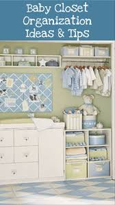 Baby Closets 187 Best Nursery Organization Ideas Organizing Tips And Diy Hacks