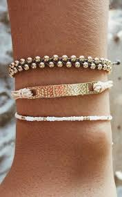 stacking bracelets simple black white and gold pura vida stacking bracelets use the
