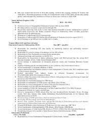 Gis Resume Sample by Prashant Jha Resume Gis Mphil